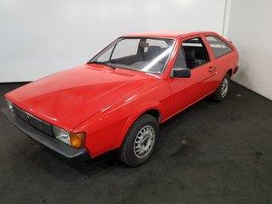 1982 Volkswagen Scirocco  original interior