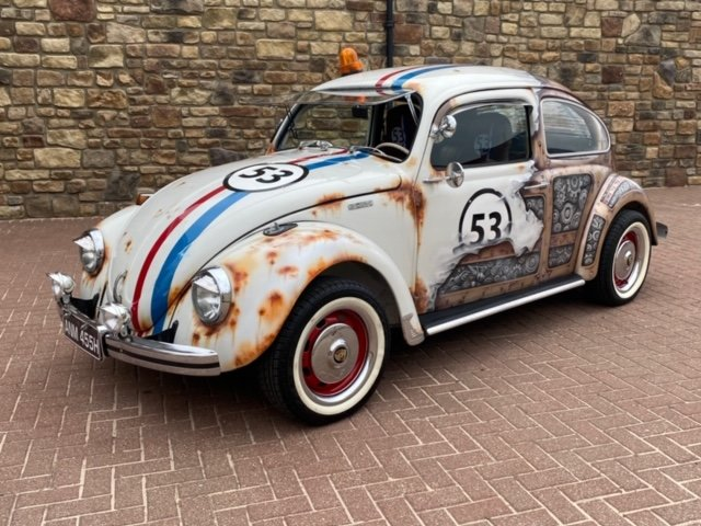 1970 VOLKSWAGEN FUSCA BEETLE 1300 BRAZILIAN CUSTOM AIRBRUSHED SOLD (picture 1 of 6)