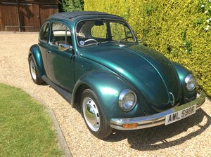 1977 VW Beetle 1200 Open Air SOLD
