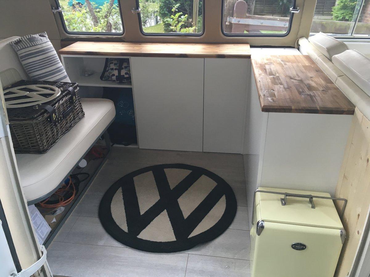1965 VW Splitscreen campervan For Sale (picture 2 of 6)