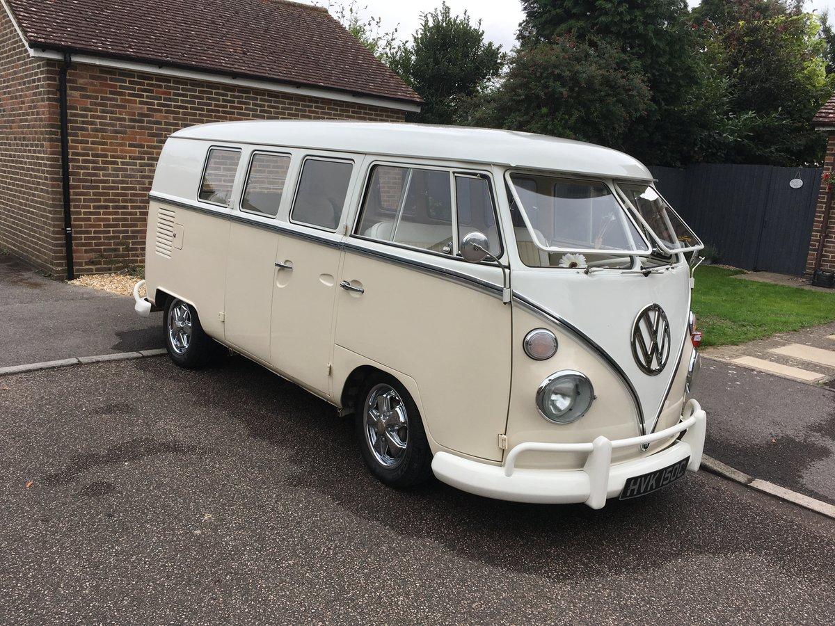 1965 VW Splitscreen campervan For Sale (picture 4 of 6)