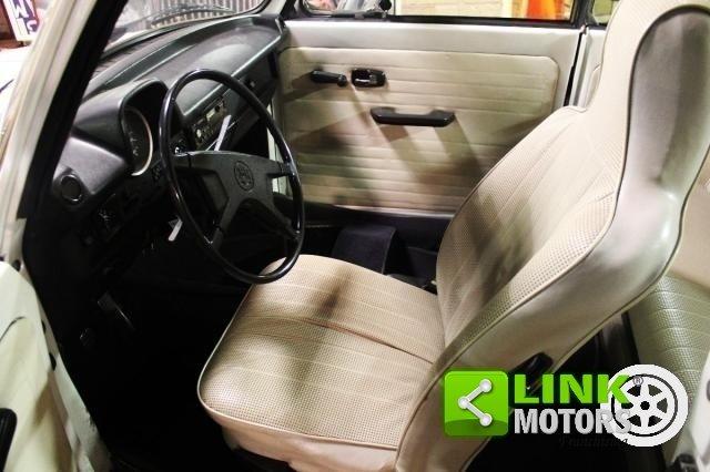 Volkswagen Maggiolone 15 Cabrio del 1973, Uniproprietario,  For Sale (picture 5 of 6)