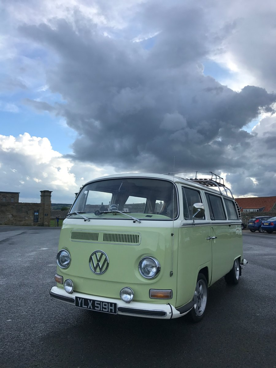Picture of 1970 VW Type 2 Bay Window Wedding Van For Sale