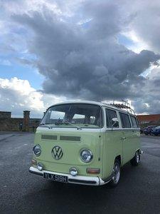 1970 VW Type 2 Bay Window Wedding Van