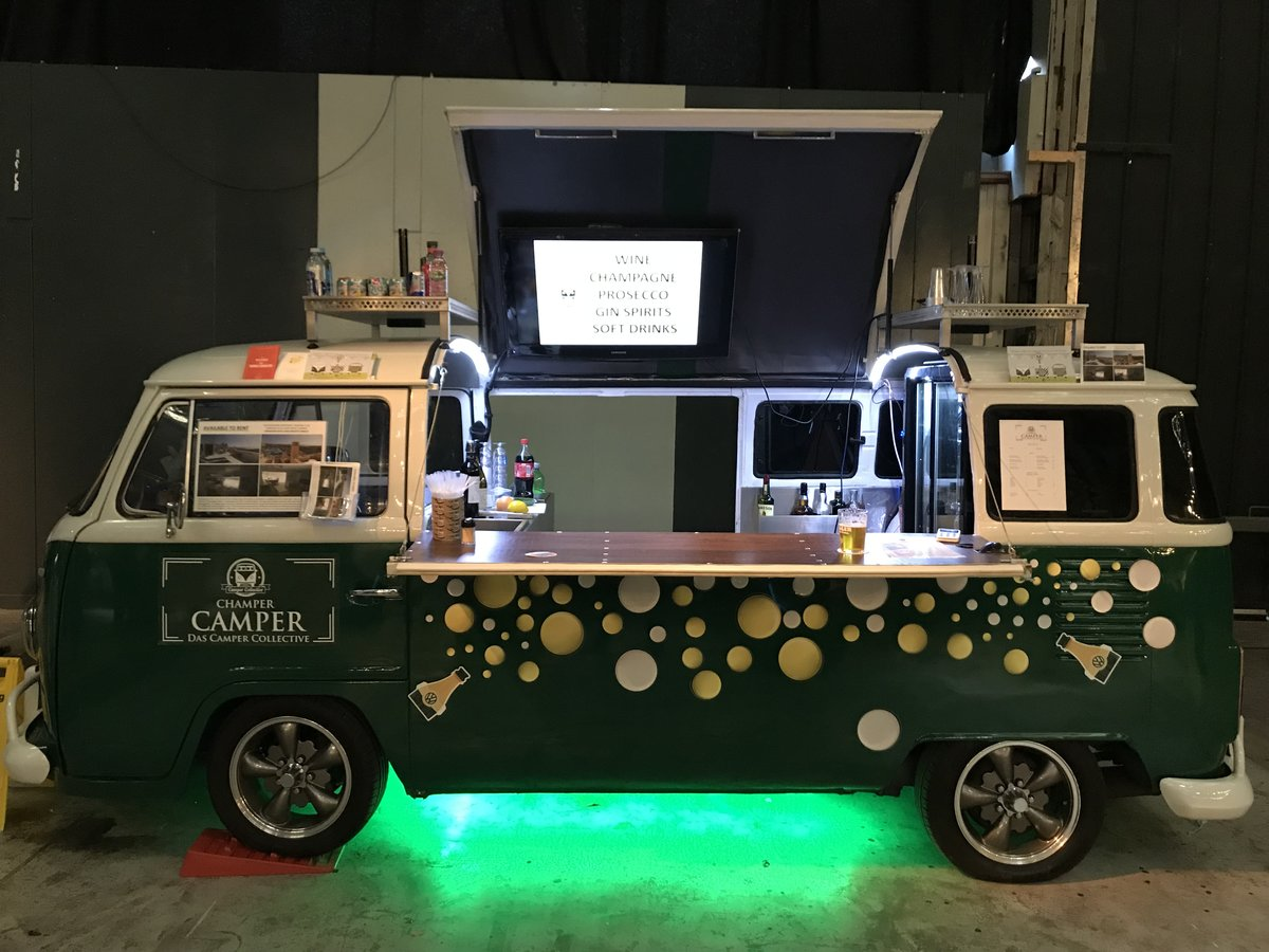 Picture of 1997 Commercial Bar Cool Cocktail Vintage Bus For Sale