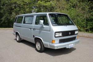 1987 Volkswagen Vanagon  For Sale by Auction