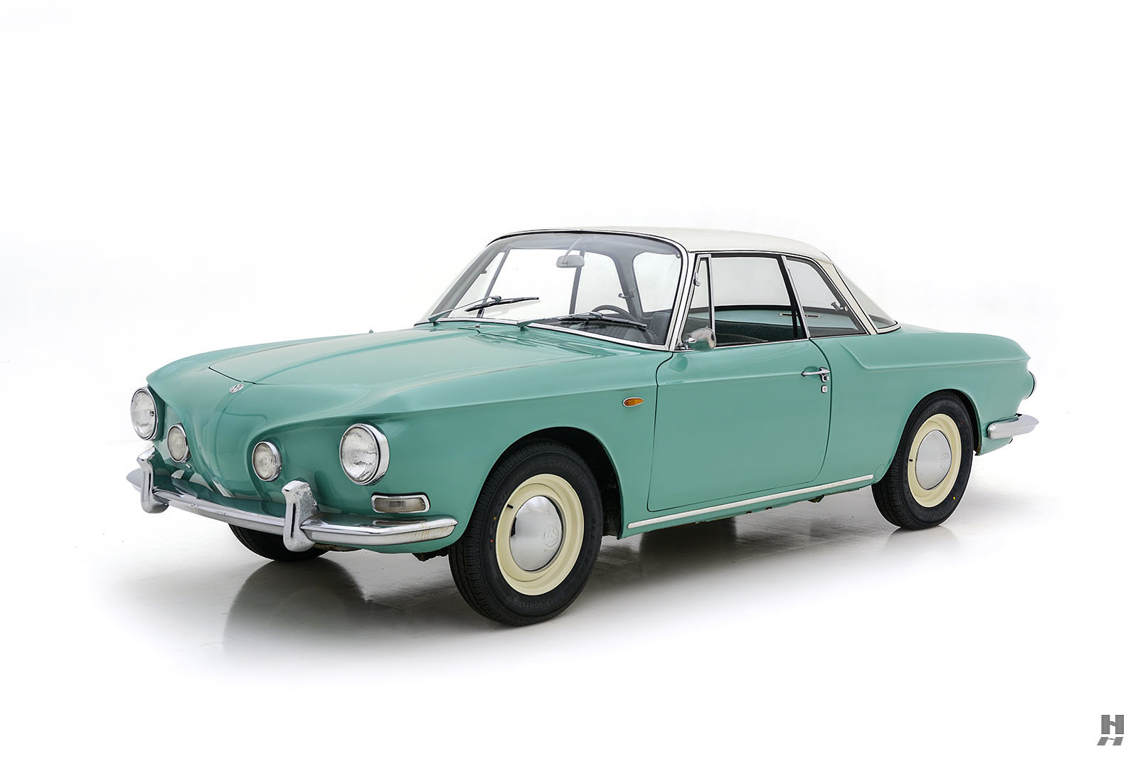 1963 Volkswagen Type 34 Karmann Ghia Coupe For Sale (picture 1 of 6)