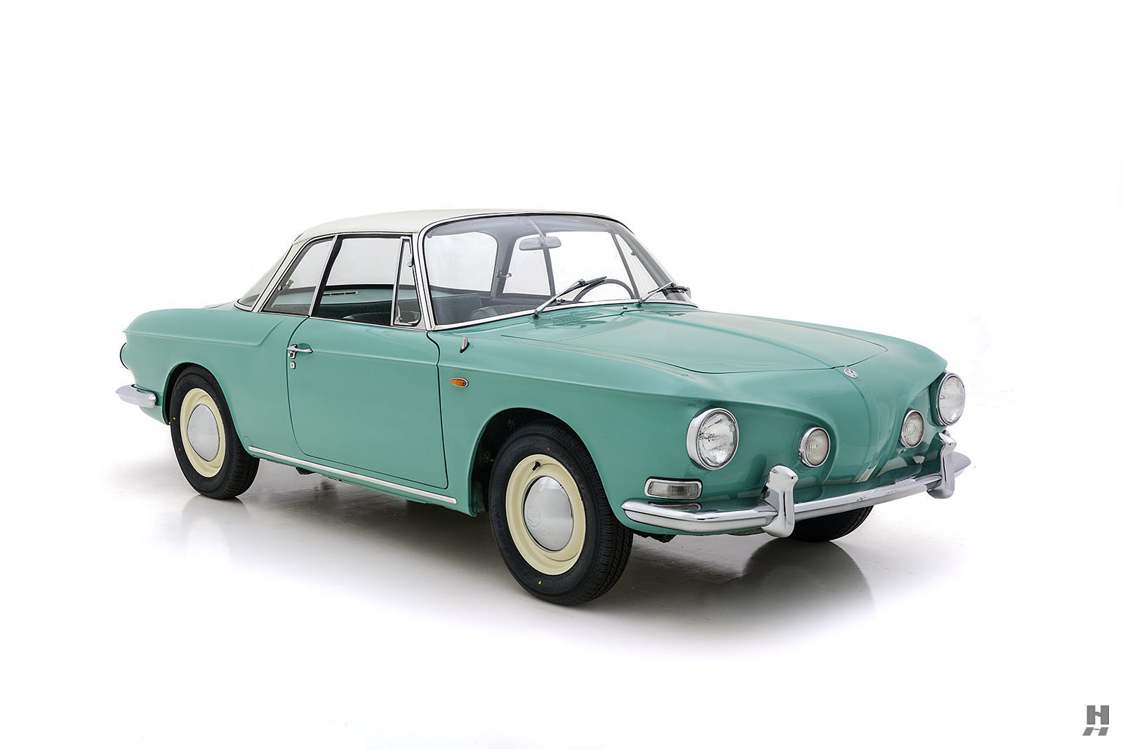1963 Volkswagen Type 34 Karmann Ghia Coupe For Sale (picture 2 of 6)