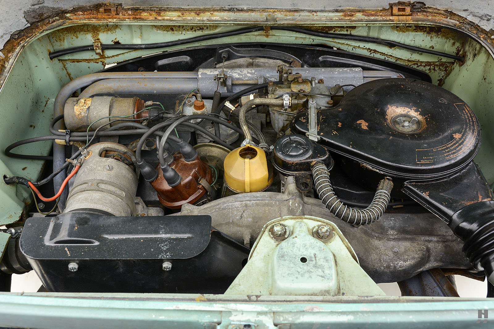 1963 Volkswagen Type 34 Karmann Ghia Coupe For Sale (picture 3 of 6)