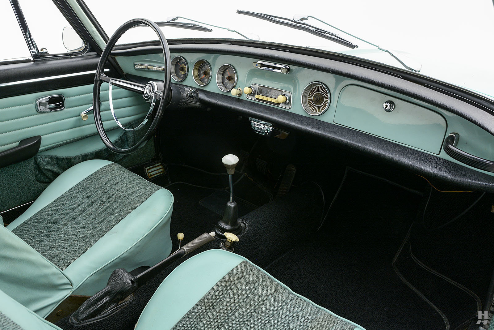 1963 Volkswagen Type 34 Karmann Ghia Coupe For Sale (picture 5 of 6)