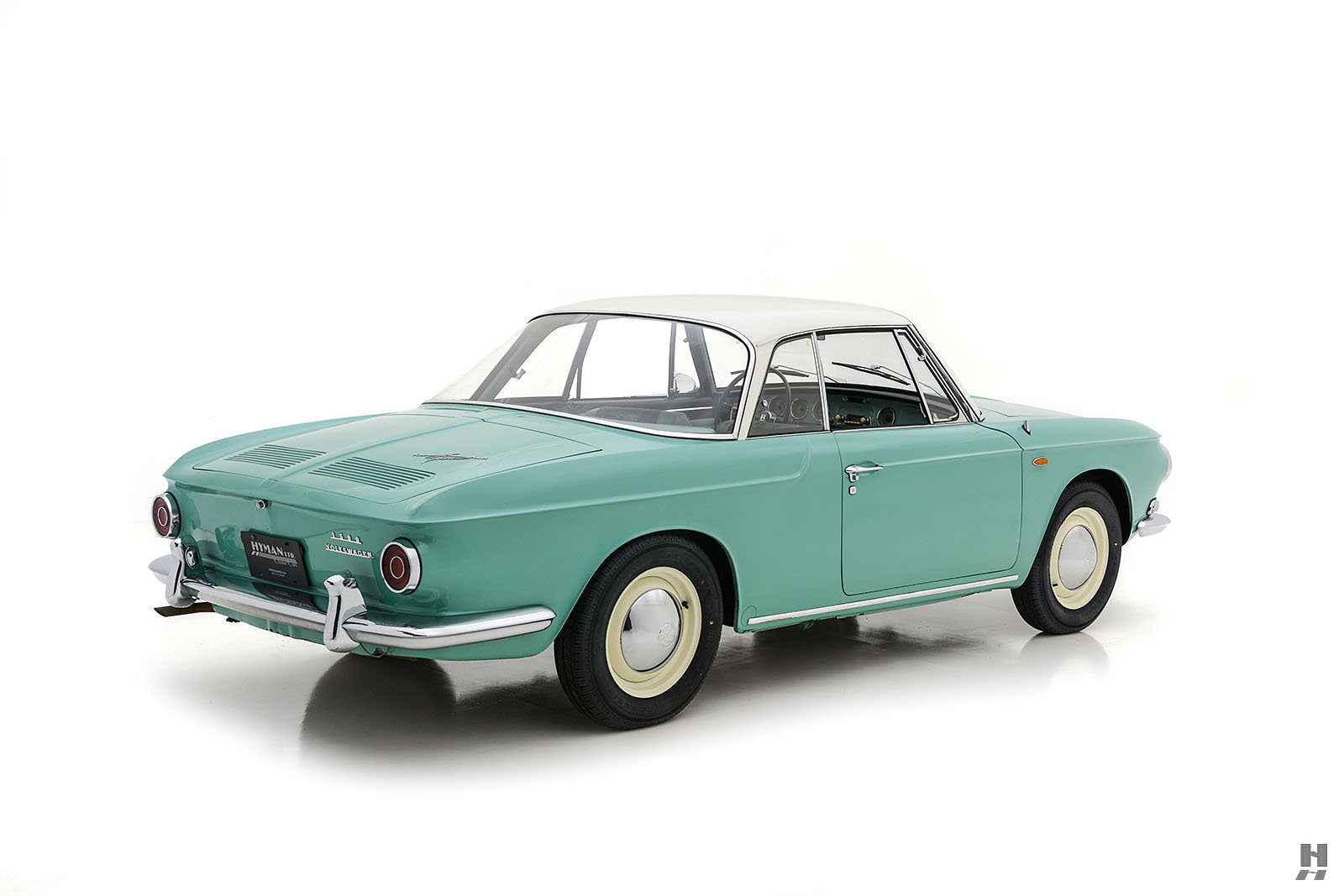 1963 Volkswagen Type 34 Karmann Ghia Coupe For Sale (picture 6 of 6)