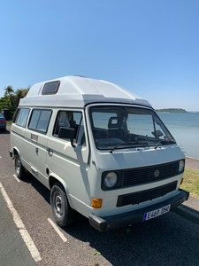 1987 t25 camper Rare drives well perfect for weekends