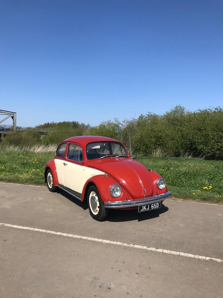 1966 Volkswagen Beetle Left Hand Drive For Sale (picture 1 of 6)