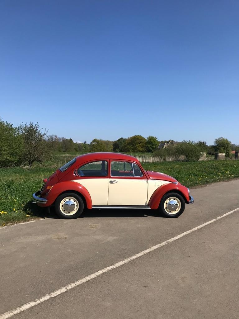 1966 Volkswagen Beetle Left Hand Drive For Sale (picture 2 of 6)