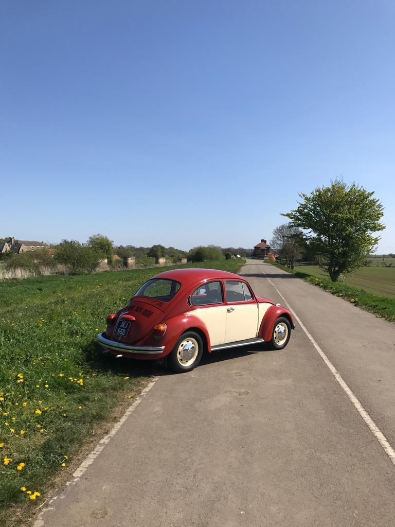 1966 Volkswagen Beetle Left Hand Drive For Sale (picture 3 of 6)