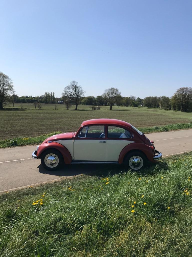 1966 Volkswagen Beetle Left Hand Drive For Sale (picture 4 of 6)