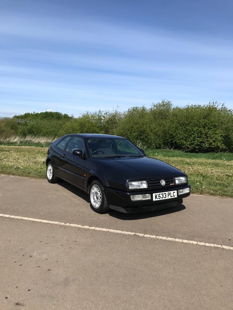1992 Volkswagen Corrado 2.0 Hatchback 16 v For Sale (picture 2 of 6)