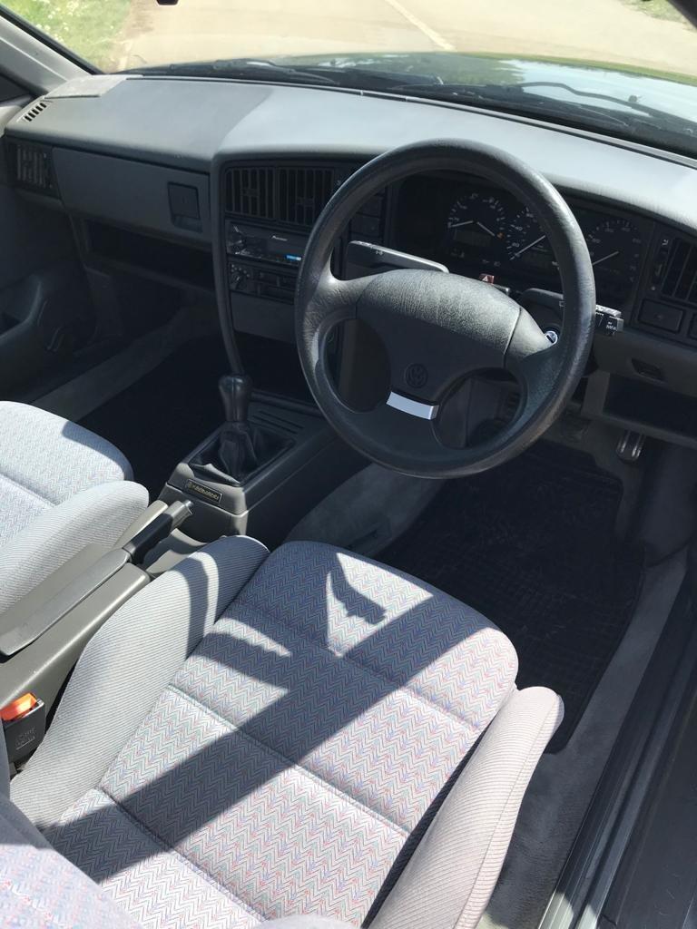1992 Volkswagen Corrado 2.0 Hatchback 16 v For Sale (picture 5 of 6)