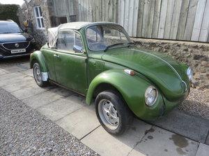 Volkswagen 1303S Big Beetle for spares or repair