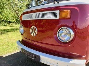 1972  Volkswagen Camper Type 2 Westfalia Bay, RHD - SOLD SOLD