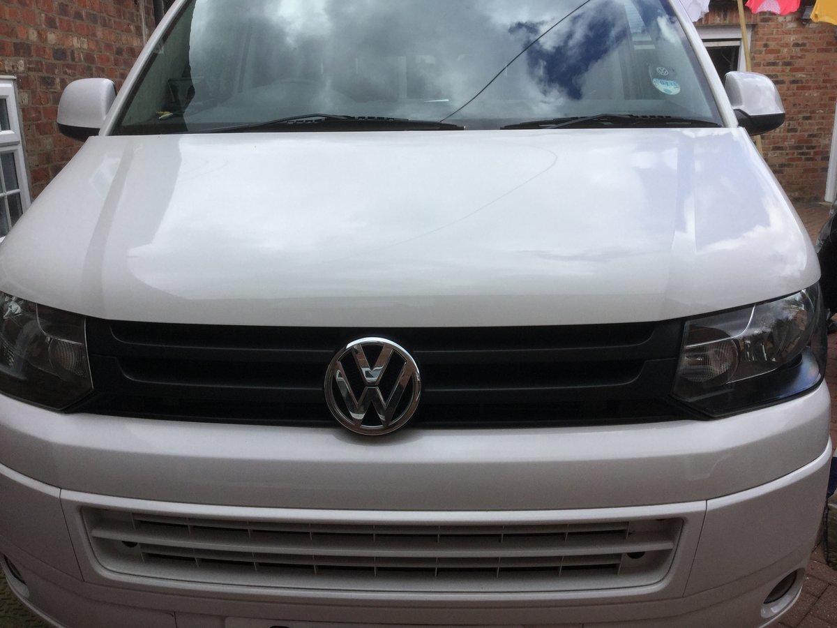 2011 VWT5 camper van For Sale (picture 1 of 6)