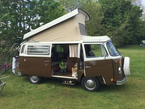 The perfect VW T2 Bay Champagne edition, 2L