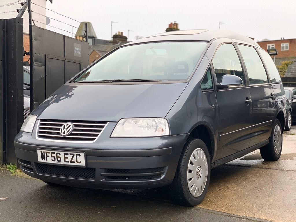2006 Volkswagen Sharan 2.0 S 5dr - WHEEL CHAIR ACCESS For Sale (picture 2 of 6)