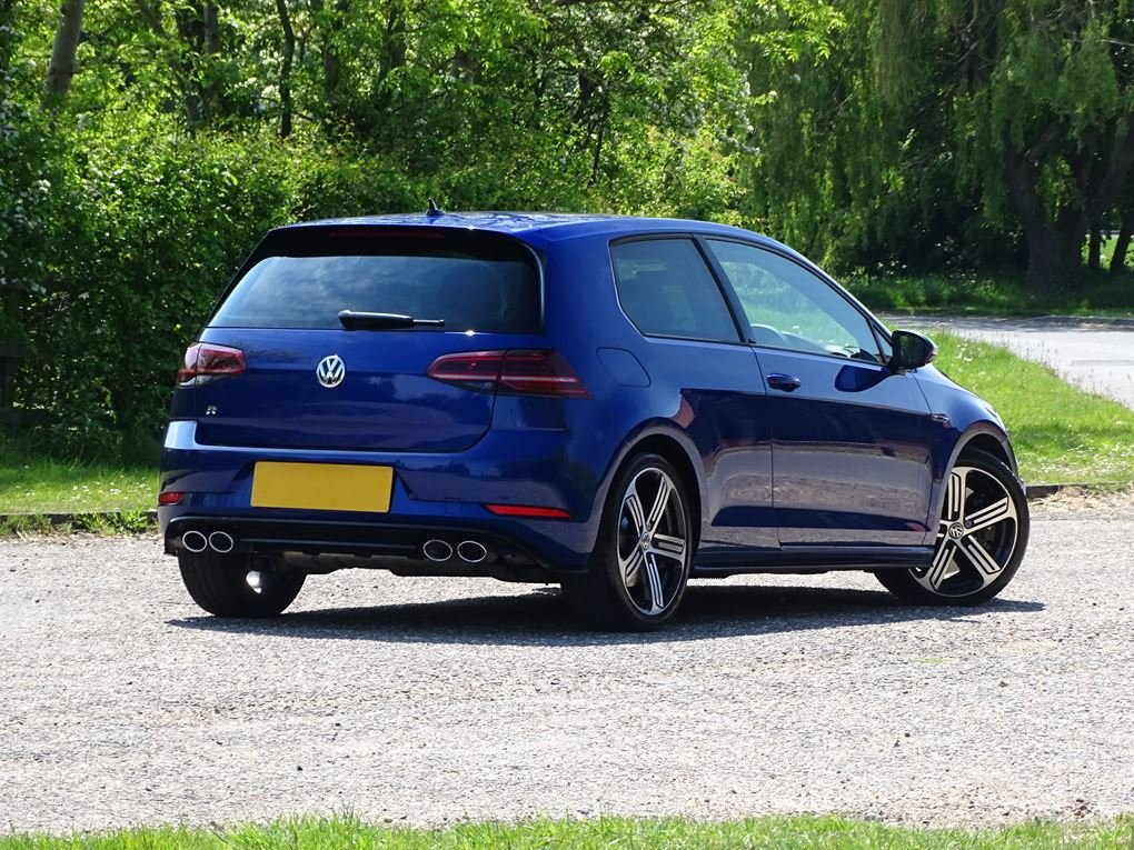 2019 Volkswagen  GOLF  R TSI 4MOTION DSG  27,948 For Sale (picture 5 of 24)