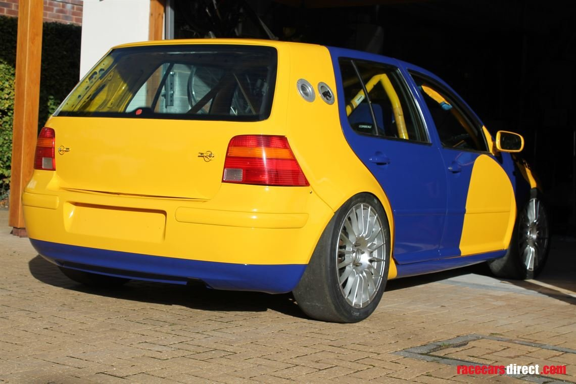 2003 VW MK4 Golf 1.8T Race Car For Sale (picture 2 of 2)