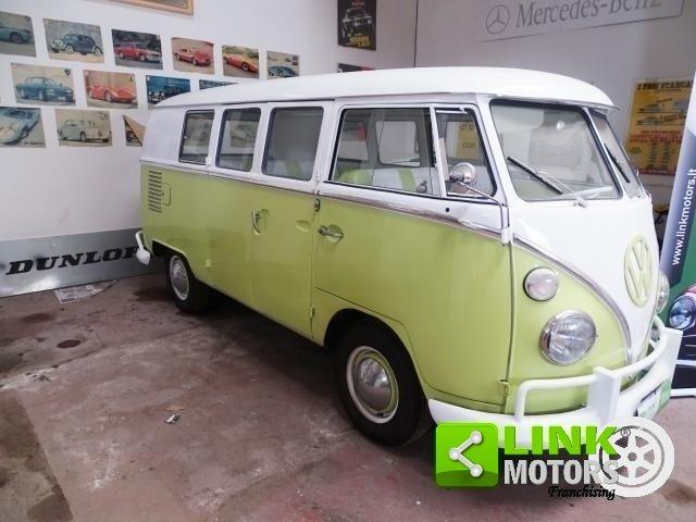 Volkswagen T1 ITALIA COMPLETAMENTE RESTAURATO ANNO 1964 For Sale (picture 1 of 6)