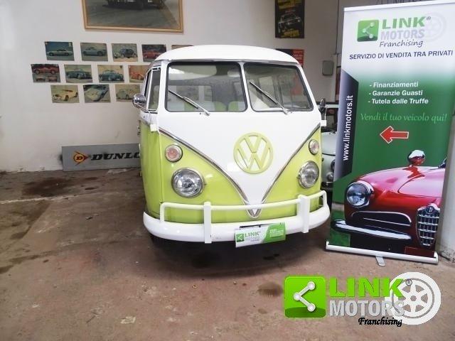 Volkswagen T1 ITALIA COMPLETAMENTE RESTAURATO ANNO 1964 For Sale (picture 2 of 6)