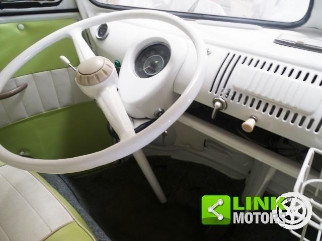 Volkswagen T1 ITALIA COMPLETAMENTE RESTAURATO ANNO 1964 For Sale (picture 4 of 6)