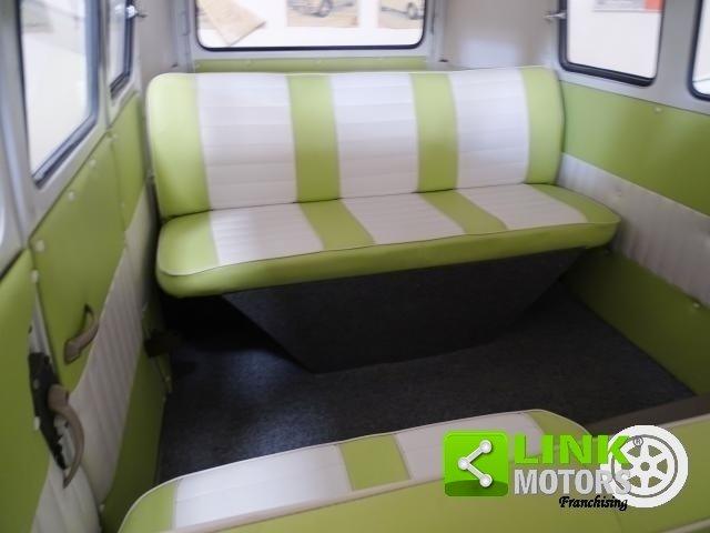 Volkswagen T1 ITALIA COMPLETAMENTE RESTAURATO ANNO 1964 For Sale (picture 5 of 6)