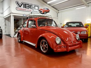 VW Beetle 1969 Cal Look // Body Off Restoration Portfolio