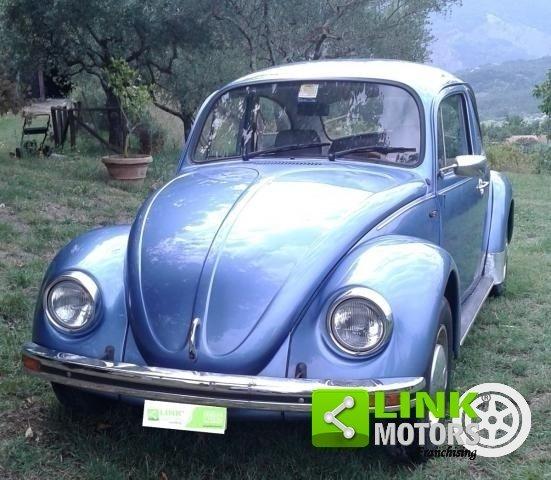 Volkswagen Maggiolino Mexico 1984 - UNICO PROPRIETARIO For Sale (picture 1 of 6)