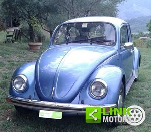 Volkswagen Maggiolino Mexico 1984 - UNICO PROPRIETARIO For Sale