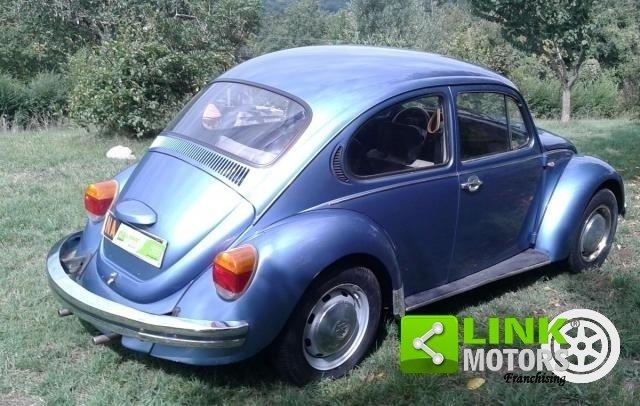 Volkswagen Maggiolino Mexico 1984 - UNICO PROPRIETARIO For Sale (picture 2 of 6)