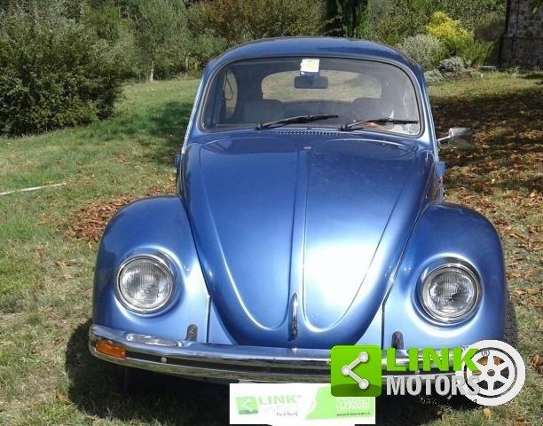 Volkswagen Maggiolino Mexico 1984 - UNICO PROPRIETARIO For Sale (picture 3 of 6)