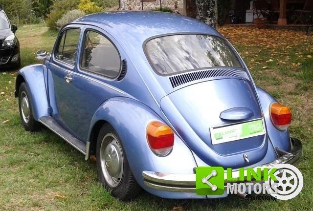 Volkswagen Maggiolino Mexico 1984 - UNICO PROPRIETARIO For Sale (picture 4 of 6)