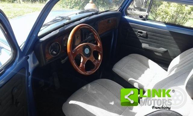 Volkswagen Maggiolino Mexico 1984 - UNICO PROPRIETARIO For Sale (picture 5 of 6)