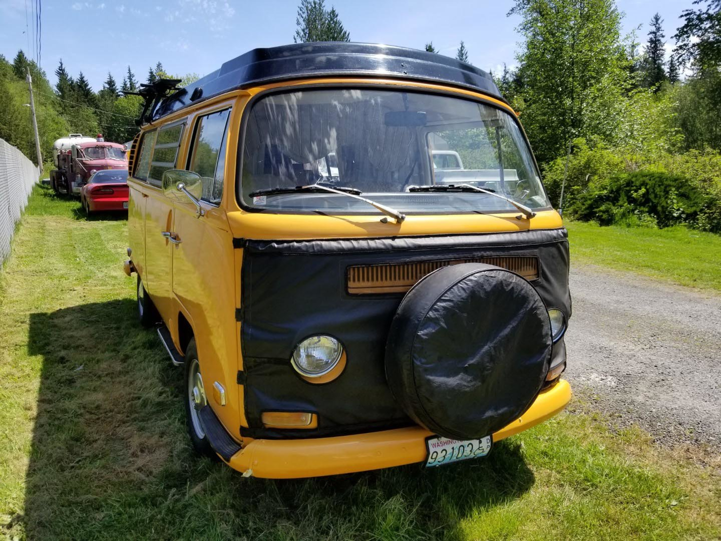 1971 Volkswagen Bus For Sale by Auction (picture 1 of 6)