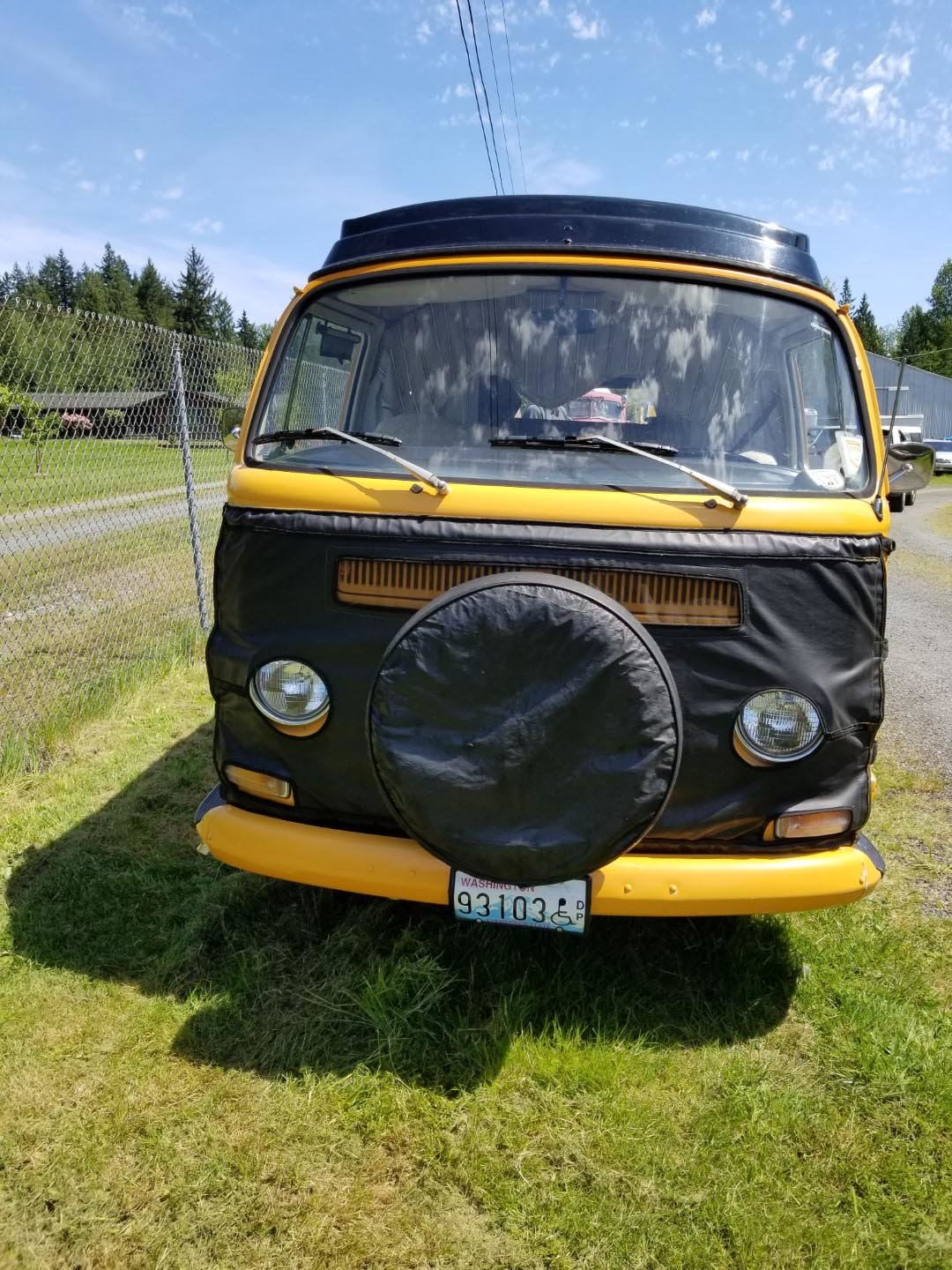 1971 Volkswagen Bus For Sale by Auction (picture 4 of 6)