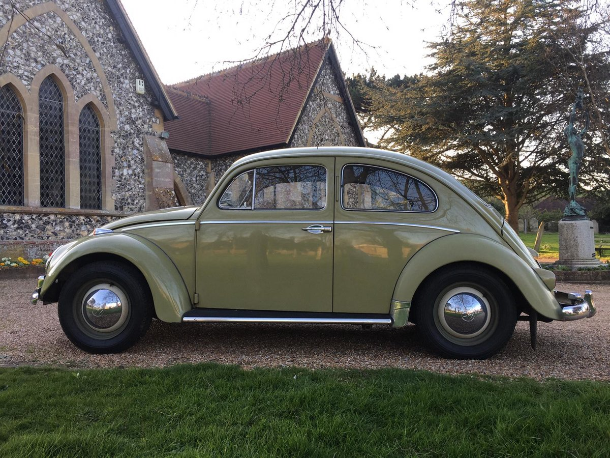 1959 Vw Beetle Classic Saloon Rare unrepeatable For Sale (picture 3 of 6)