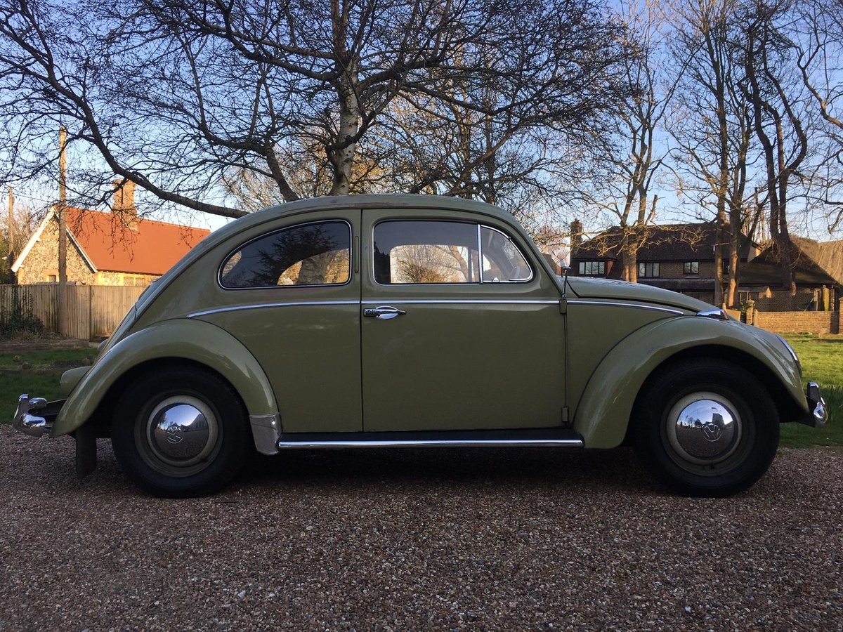 1959 Vw Beetle Classic Saloon Rare unrepeatable For Sale (picture 4 of 6)