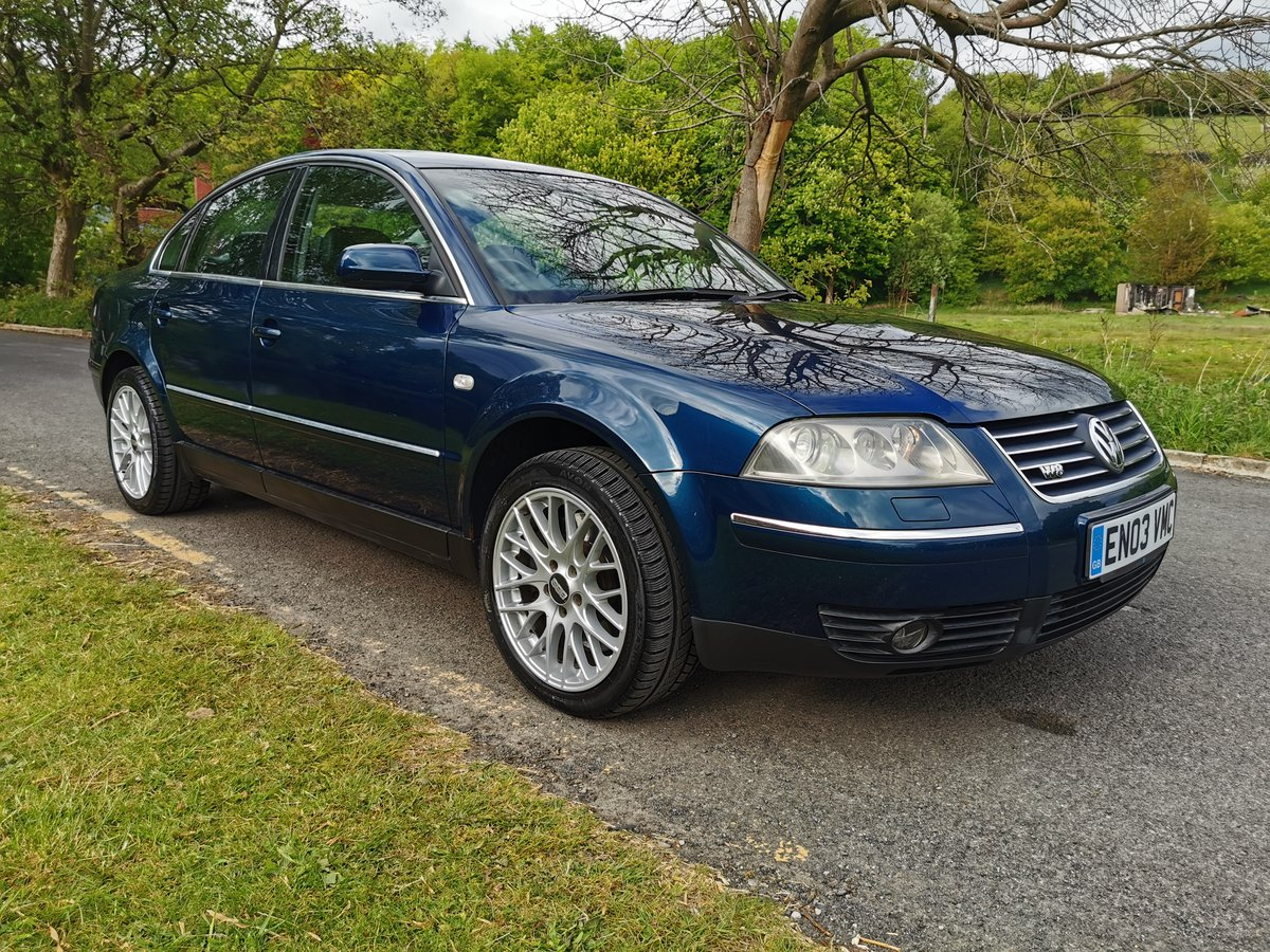 2003 VW Passat 4.0 W8 4Motion Ultra Rare, Launch Colour For Sale (picture 6 of 6)