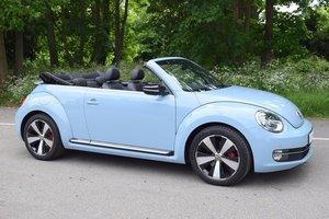 2013/13 Volkswagen Beetle Sports 2.0 TSI S Convertible Auto