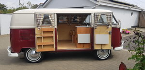 1967 VW Westfalia so42 original split screen camper