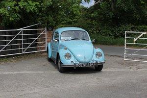 1971 VW Beetle 1200 - 55k Miles, very original