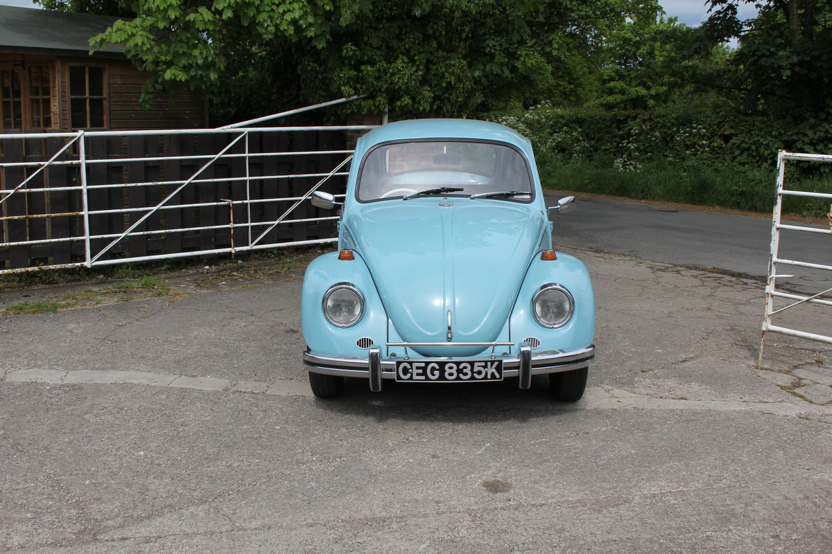 1971 VW Beetle 1200 - 55k Miles, very original For Sale (picture 2 of 17)