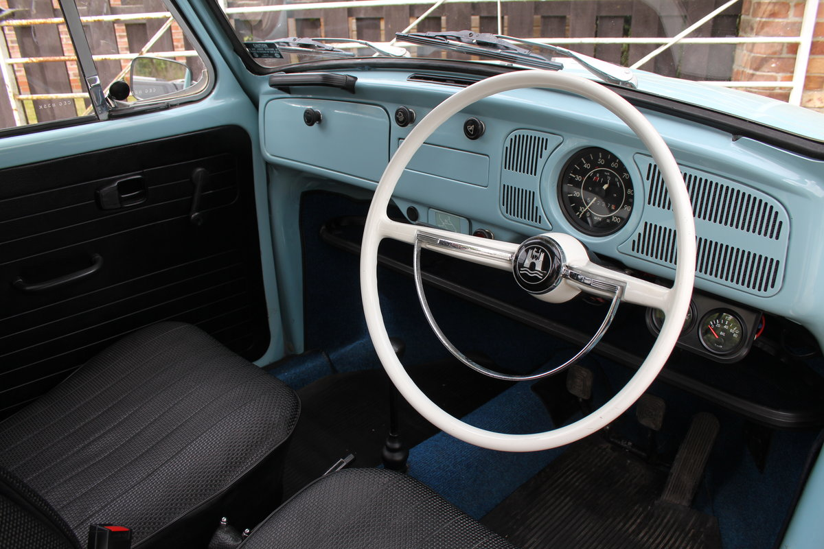 1971 VW Beetle 1200 - 55k Miles, very original For Sale (picture 7 of 17)